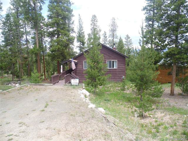 75 County Road 6524, Grand Lake, CO 80447 (MLS #9616881) :: Bliss Realty Group