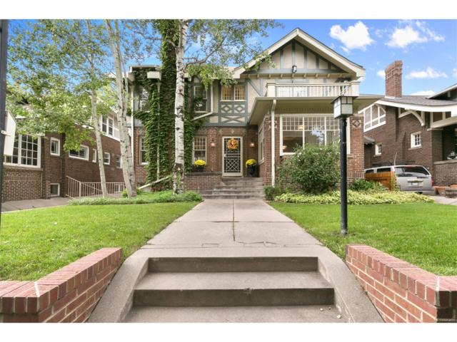 735 Fillmore Street, Denver, CO 80206 (MLS #9616930) :: 8z Real Estate