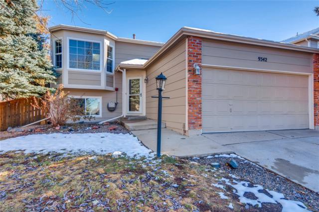 9342 Weeping Willow Court, Highlands Ranch, CO 80130 (#9617003) :: The HomeSmiths Team - Keller Williams