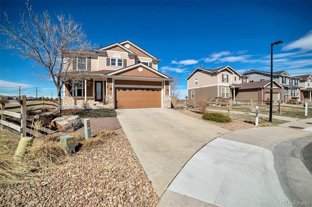 5941 Raleigh Circle, Castle Rock, CO 80104 (#9617024) :: The HomeSmiths Team - Keller Williams
