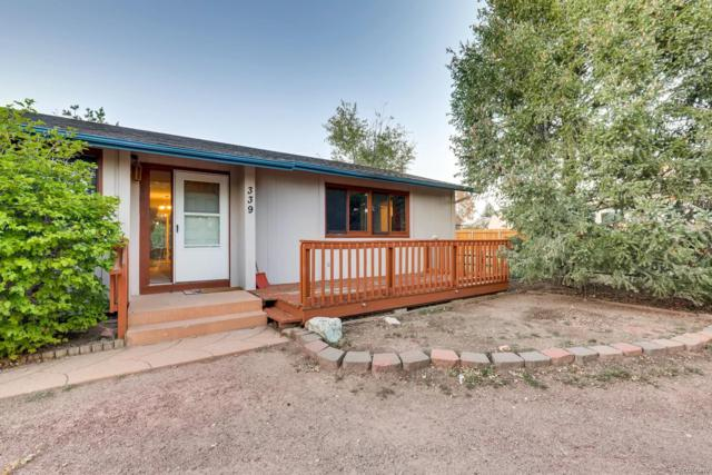 339 Buttonwood Place, Monument, CO 80132 (#9617040) :: Wisdom Real Estate
