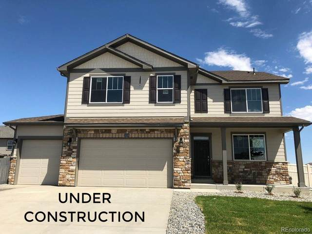 145 Hidden Lake Drive, Severance, CO 80550 (MLS #9617271) :: The Sam Biller Home Team