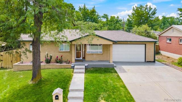6863 Moore Street, Arvada, CO 80004 (#9617753) :: The Gilbert Group