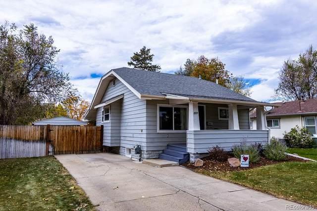 1553 Ulster Street, Denver, CO 80220 (#9617999) :: Briggs American Properties