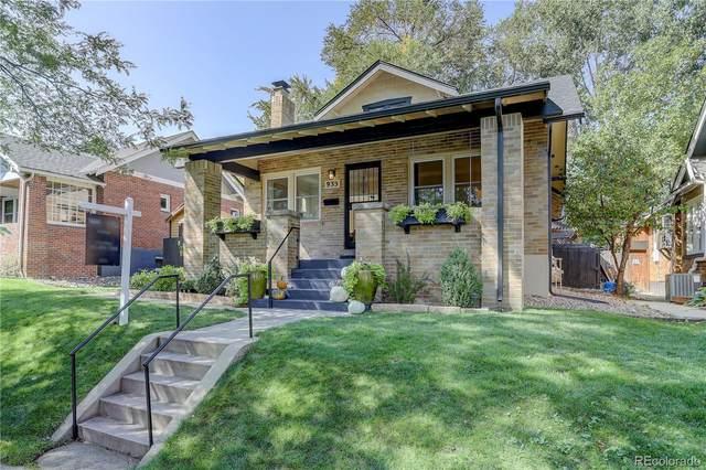 935 Cook Street, Denver, CO 80206 (MLS #9618124) :: Keller Williams Realty
