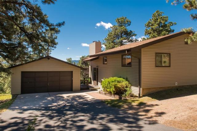 24674 Chris Drive, Evergreen, CO 80439 (#9618953) :: The Pete Cook Home Group