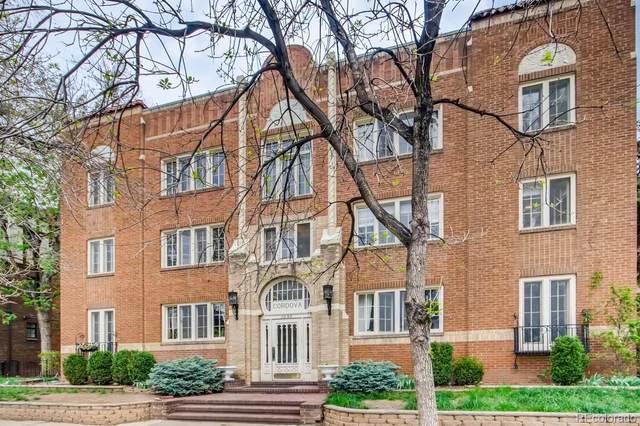 1050 Washington Street #104, Denver, CO 80203 (#9619090) :: The Peak Properties Group