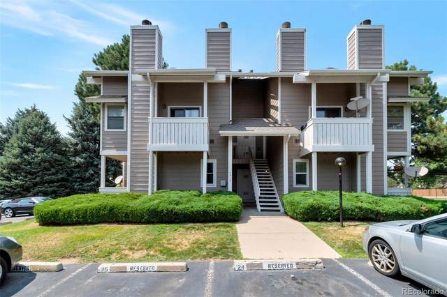 4313 S Andes Way #102, Aurora, CO 80015 (#9619094) :: Own-Sweethome Team