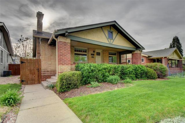 783 S York Street, Denver, CO 80209 (#9619270) :: Mile High Luxury Real Estate