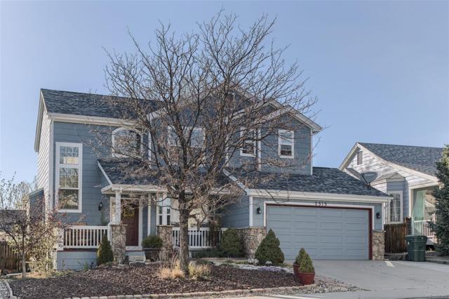 2313 Beacham Drive, Castle Rock, CO 80104 (#9619436) :: Wisdom Real Estate