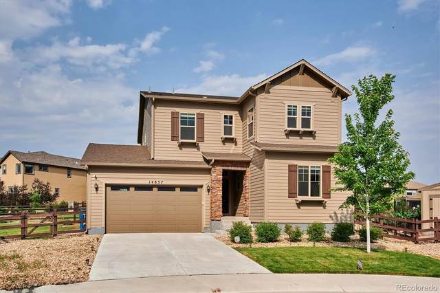14837 Studebaker Place, Parker, CO 80134 (#9620006) :: Wisdom Real Estate