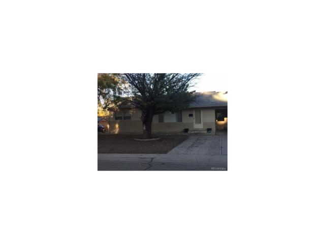 1706 Maplewood Drive, Pueblo, CO 81005 (#9620154) :: The City and Mountains Group