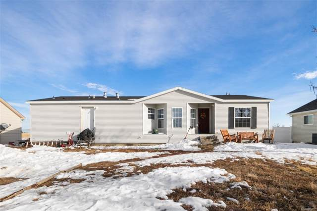 310 Sally Street, Wiggins, CO 80654 (#9620480) :: The Peak Properties Group