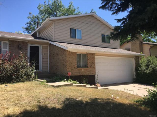 8693 W Fair Drive, Littleton, CO 80123 (#9620514) :: HomePopper