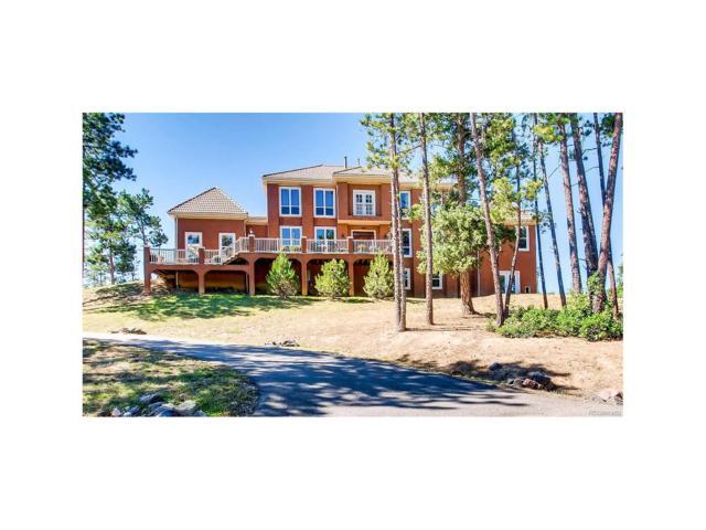 1400 Kenosha Drive, Larkspur, CO 80118 (MLS #9621000) :: 8z Real Estate