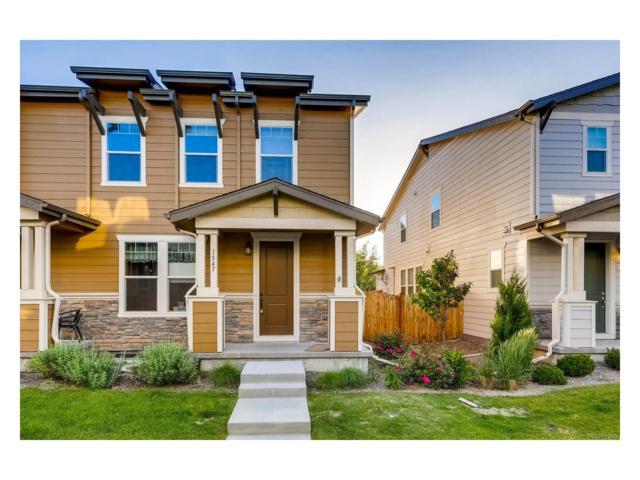 1547 S Dallas Circle, Denver, CO 80247 (#9621077) :: The City and Mountains Group