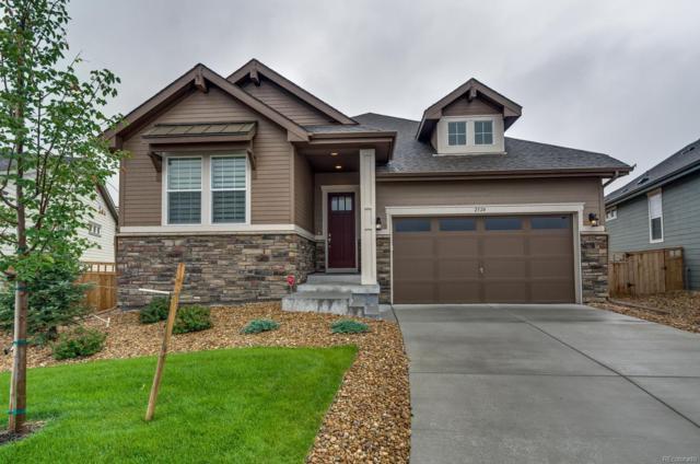 2524 Lassen Lane, Castle Rock, CO 80109 (#9621908) :: The Peak Properties Group
