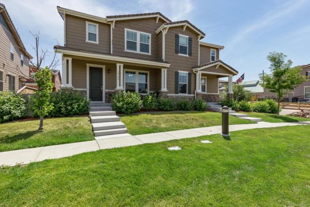10124 Tall Oaks Street, Parker, CO 80134 (MLS #9622306) :: 8z Real Estate