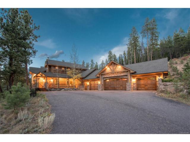 29528 Blue Moon Drive, Evergreen, CO 80439 (MLS #9622871) :: 8z Real Estate