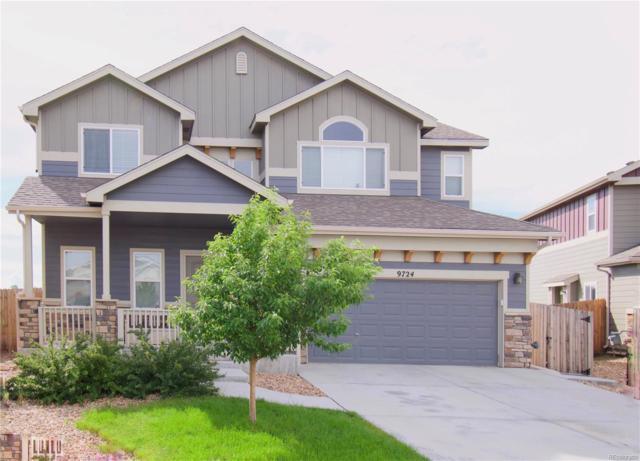9724 Eagle Creek Circle, Commerce City, CO 80022 (#9623160) :: James Crocker Team