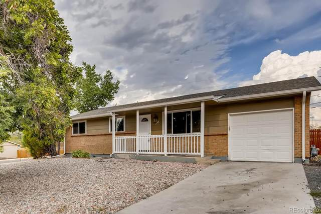 1246 Granby Street, Aurora, CO 80011 (#9623438) :: The Heyl Group at Keller Williams