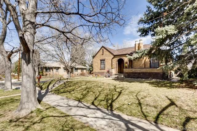 1390 Eudora Street, Denver, CO 80220 (MLS #9623464) :: 8z Real Estate