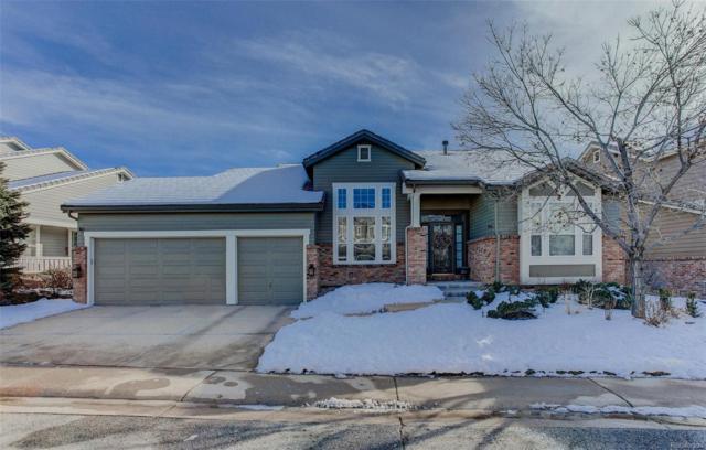 3122 Greensborough Drive, Highlands Ranch, CO 80129 (MLS #9623582) :: 8z Real Estate