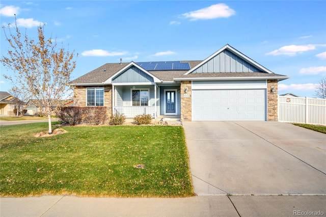 9940 Bradbury Street, Firestone, CO 80504 (MLS #9623692) :: 8z Real Estate