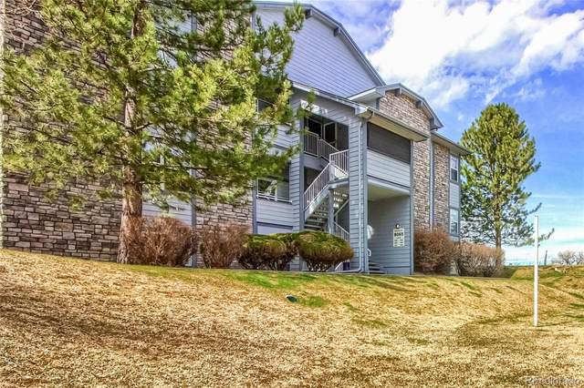 8065 W Eastman Place 6-303, Lakewood, CO 80227 (#9623764) :: The Gilbert Group