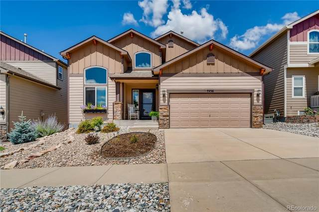 7936 Morning Dew Road, Colorado Springs, CO 80908 (#9623821) :: Berkshire Hathaway HomeServices Innovative Real Estate