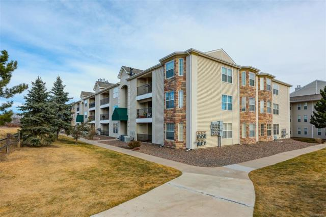 12338 W Dorado Place #308, Littleton, CO 80127 (#9624069) :: The Griffith Home Team