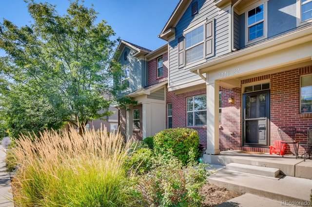 7440 E 8th Avenue #22, Denver, CO 80230 (#9624303) :: The HomeSmiths Team - Keller Williams
