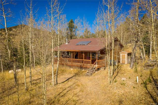 9867 S Sh 67, Cripple Creek, CO 80813 (MLS #9624378) :: 8z Real Estate