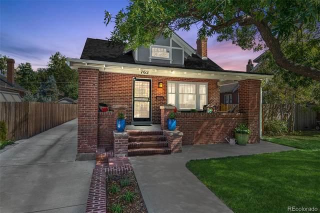 762 S Gilpin Street, Denver, CO 80209 (#9624439) :: My Home Team
