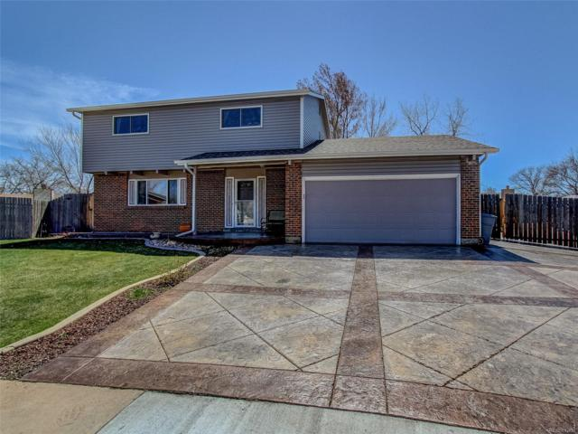 7368 Coors Street, Arvada, CO 80005 (#9625256) :: The Galo Garrido Group