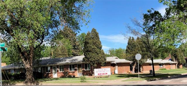 2916 W Bijou Street, Colorado Springs, CO 80904 (MLS #9625602) :: 8z Real Estate