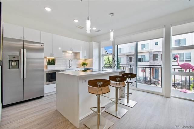 3500 S Corona Street #206, Englewood, CO 80113 (#9625942) :: Finch & Gable Real Estate Co.