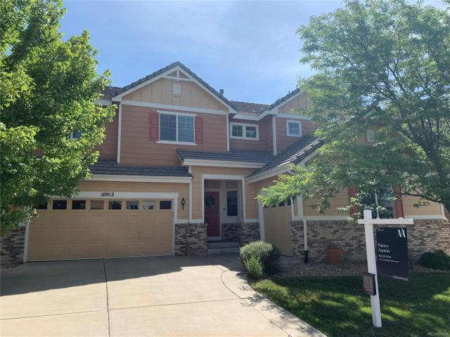 10912 Bellbrook Circle, Highlands Ranch, CO 80130 (MLS #9626043) :: 8z Real Estate