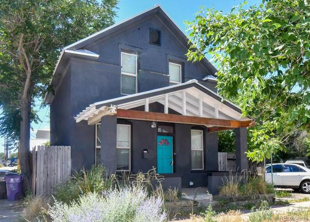 932 W 7th Avenue, Denver, CO 80204 (MLS #9626249) :: 8z Real Estate