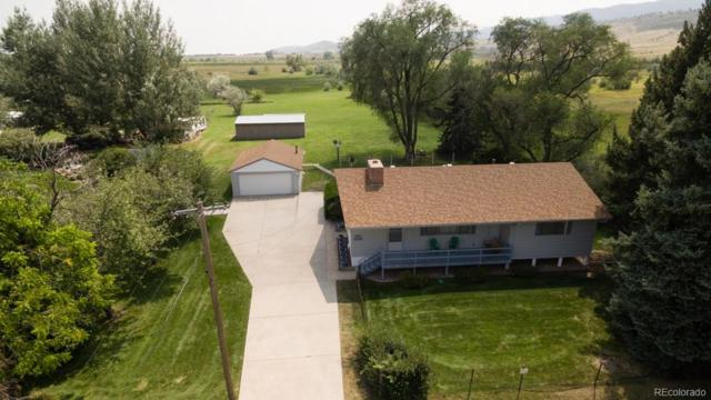 4001 W County Road 50, Fort Collins, CO 80521 (MLS #9626275) :: Kittle Real Estate