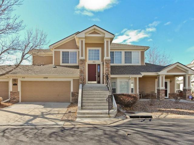 13769 Legend Trail #103, Broomfield, CO 80023 (#9626478) :: The Heyl Group at Keller Williams