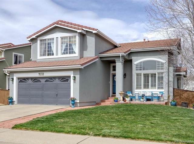 9172 Anasazi Indian Trail, Highlands Ranch, CO 80129 (#9626510) :: My Home Team
