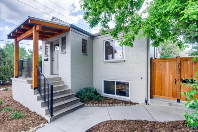 2100 S Sherman Street, Denver, CO 80210 (MLS #9626757) :: 8z Real Estate