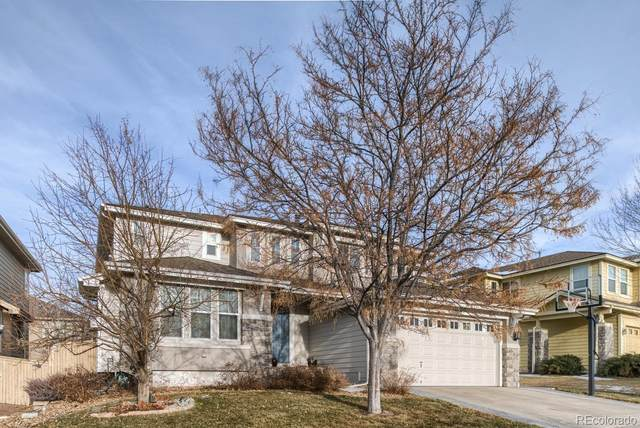 11062 Grayledge Circle, Highlands Ranch, CO 80130 (MLS #9627598) :: 8z Real Estate
