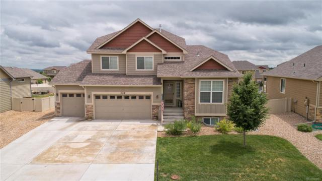 2112 Talon Parkway, Greeley, CO 80634 (#9628097) :: Mile High Luxury Real Estate