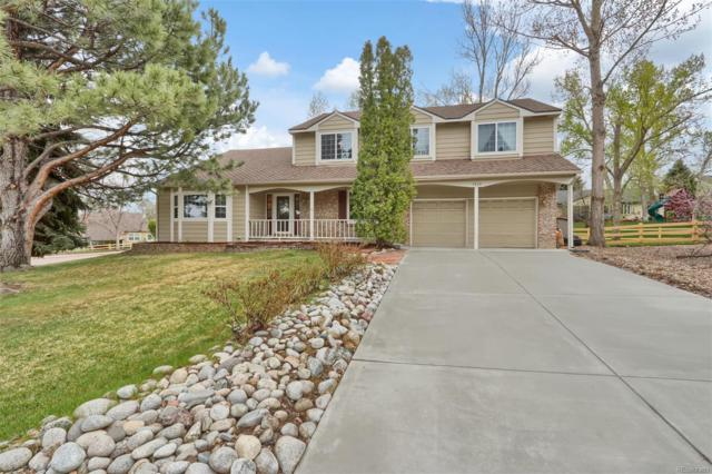 7608 S Waverly Mountain, Littleton, CO 80127 (#9628352) :: The Griffith Home Team