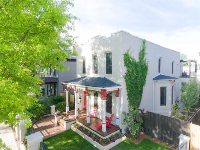 2352 Clarkson Street, Denver, CO 80205 (#9628380) :: The Peak Properties Group