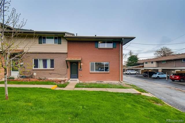 12624 W Virginia Avenue, Lakewood, CO 80228 (#9628381) :: Compass Colorado Realty