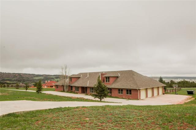 18375 Spruce Road, Monument, CO 80132 (MLS #9628553) :: 8z Real Estate