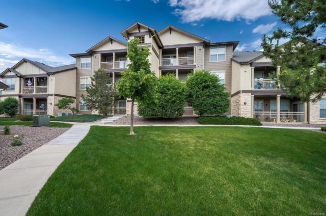 7463 S Quail Circle #336, Littleton, CO 80127 (MLS #9628562) :: 8z Real Estate
